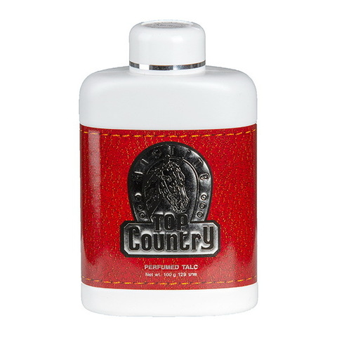 Тальк для тела ароматизированный мужской Top Country Mistine, 100 гр