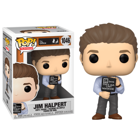 Jim Halpert 1046 Office Funko Pop! || Джим Халперт