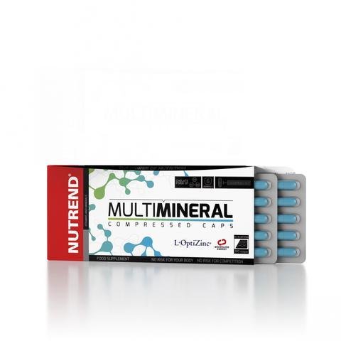 Nutrend Мультиминерал капсулы №60/MULTIMINERAL capsules №60