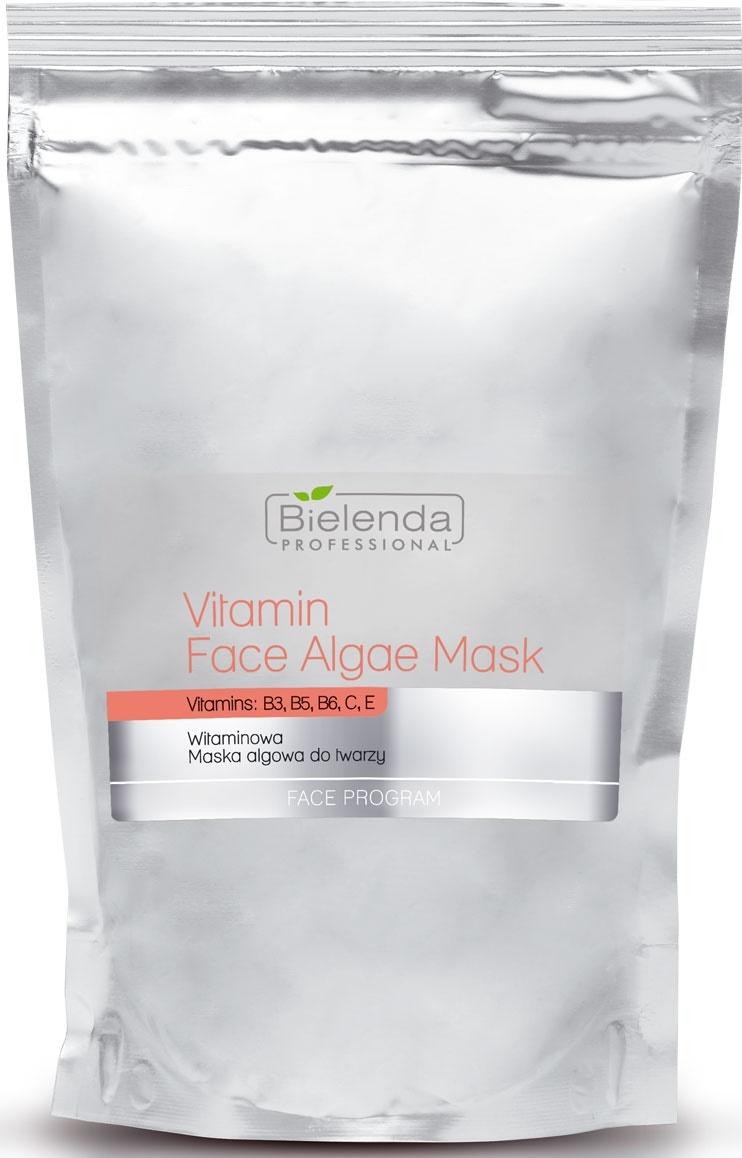 Algae mask Витаминная альгинатная маска для лица - Дополнительная упаковка