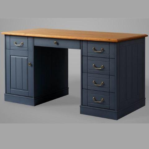 Письменный стол из массива Дания 3