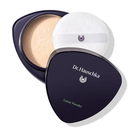 Пудра для лица рассыпчатая 00 прозрачная (Loose Powder 00 translucent) Dr. Hauschka