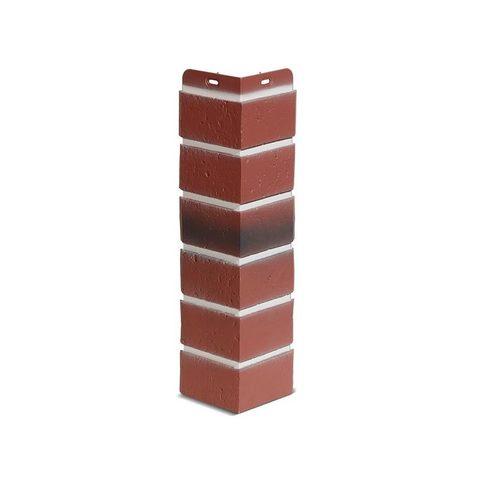 Угол наружный Деке Гора 434 х 158 мм Рубиновый
