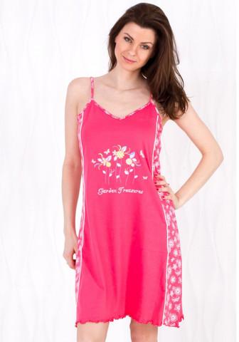 Легкое летнее хлопковое платье для дома