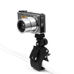 Держатель на руль для видеокамеры, фотоаппарата, регистратора