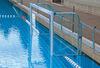 Ворота для водного поло тренировочные (стаканного типа)