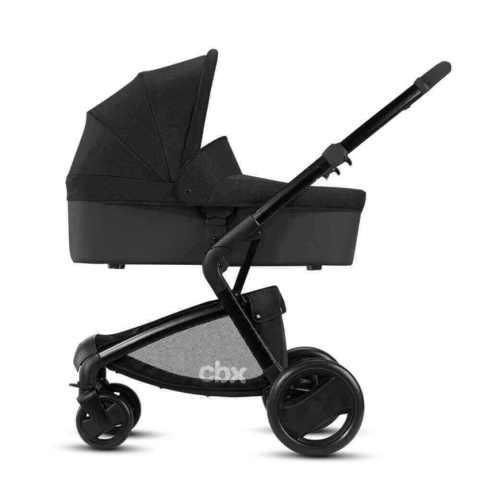 Детская коляска 2 в 1 CBX by Cybex Bimisi Pure Smoky Anthracite