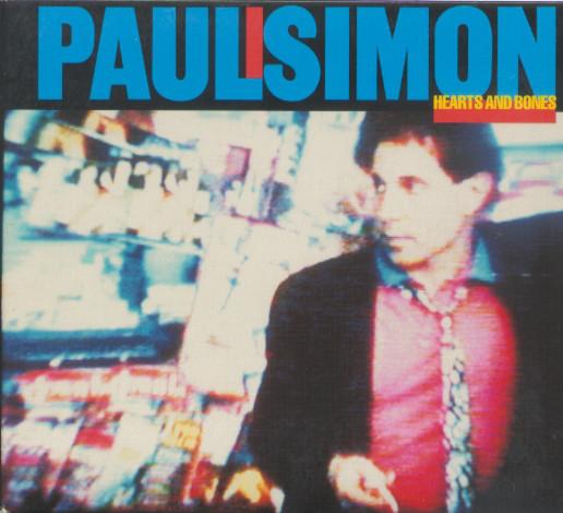 SIMON, PAUL: Hearts And Bones