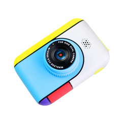 Фотоаппарат детский SmileZoom Микки Синий 28 Мп без чехла