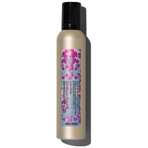 Curl Mosturizing Mousse - Увлажняющий мусс More Inside для упругих четко очерченных локонов