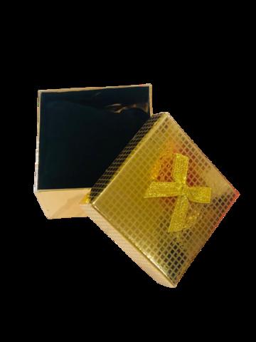 Подарочная коробка квадратная в ассортименте