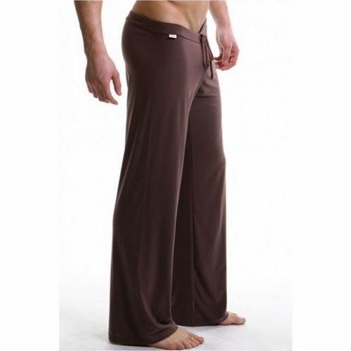 Мужские штаны домашние коричневые N2N Dream Lounge Pants Brown