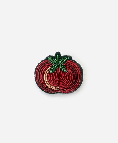 Брошь Tomato