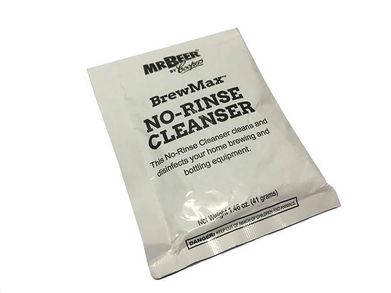Ингредиенты пивные Дезинфицирующее средство NO-RINSE CLEANSER 10 шт 013289_800600.jpg