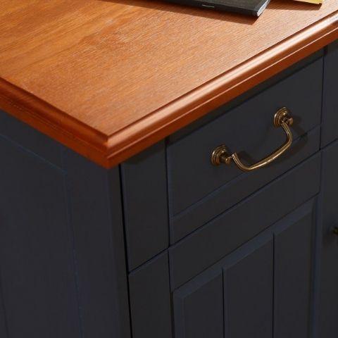 Письменный стол Дания 3 (морин/антик)