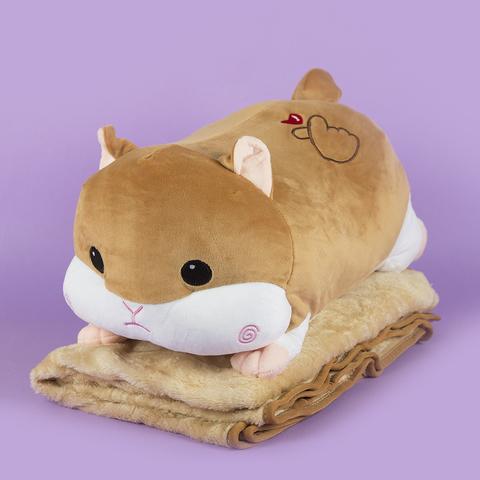 Игрушка Hamster с пледом (200 х 90 см)