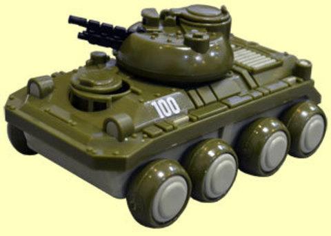 Танк детский БМП С-116Ф