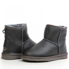 UGG Classic Mini Metallic Grey Men