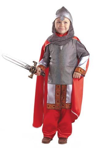 Детский карнавальный костюм Богатырь