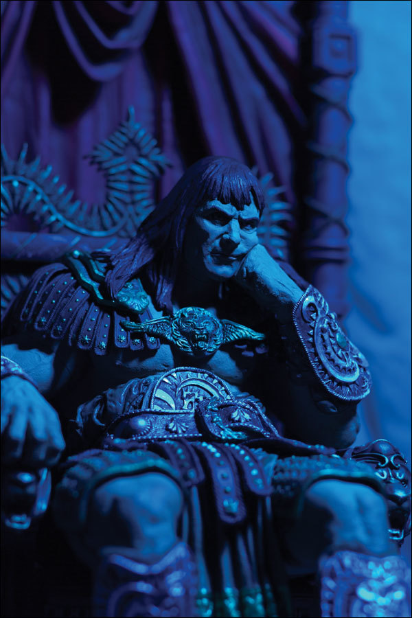 Конан серия 2 фигурка Конан Король Аквилонии