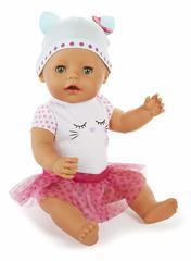 Кукла Беби Борн, зеленые глазки