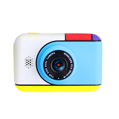 Фотоаппарат детский SmileZoom Микки Синий 28 Мп объектив
