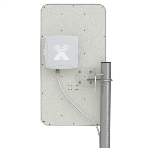 AGATA-2 MIMO 2x2 miniBOX - широкополосная панельная антенна 4G/3G/2G с Боксом