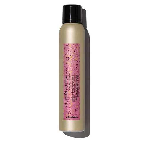 Shimmering Mist - Мерцающий спрей More Inside для исключительного блеска волос