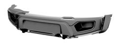 Бампер АВС-Дизайн передний UAZ Патриот/Пикап/Карго 2005- лифт Легкий-У (без оптики)(под покраску)