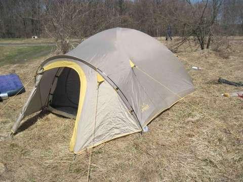 Палатка CAMPUS Beziers 2