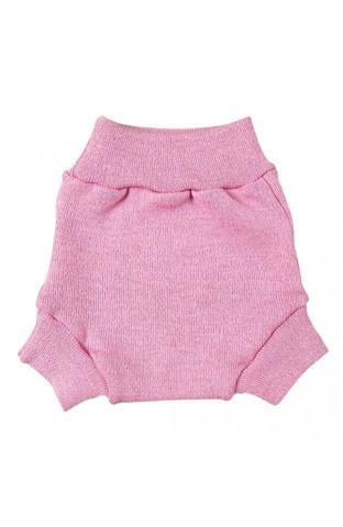 Однослойные пеленальные штанишки (S, камелия)
