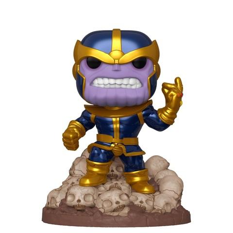 Фигурка Funko POP! Vinyl: Deluxe: Marvel 80th: Thanos (MT) (Exc) 43968