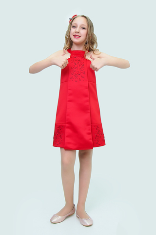 Платье детское + без дополнений (артикул 2Н109-7)