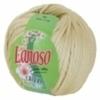 Пряжа Lanoso Laseus 951 (Сливочный крем)