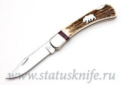 Нож BUCK 0110EKSLE4-B Grizzly Bear Hunter LTD