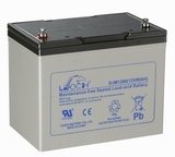 Аккумулятор LEOCH DJM1280 ( 12V 80Ah / 12В 80Ач ) - фотография