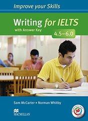 Improve Your Skills IELTS 4.5-6 Writing SB W/Key +MPO