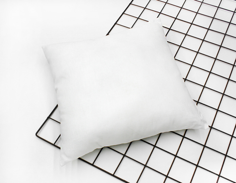 Подушка для бортика основа, размер 30*30(лебяжий пух)