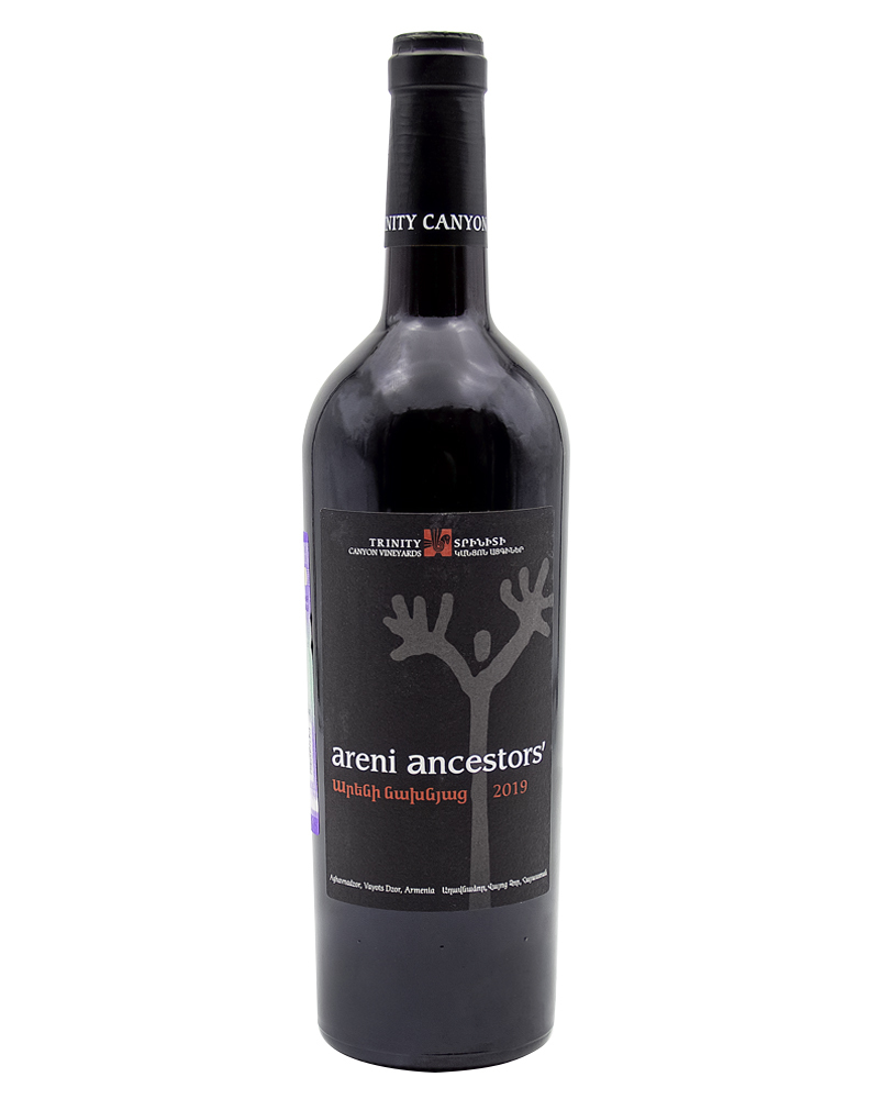 Вино Красное сухое Тринити Арени Предков 14,5%, 0,75л.