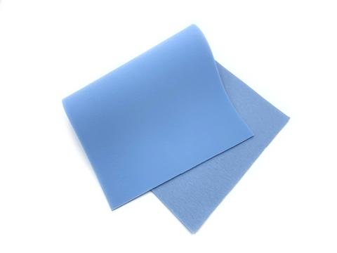 Бельевой поролон голубое небо 3 мм