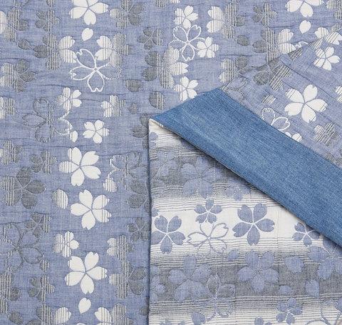 Плед покрывало на кровать 1651 Asabella летнее