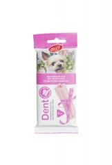 Лакомство для собак мелких пород TitBit DENT Жевательный снек со вкусом креветок 20 шт