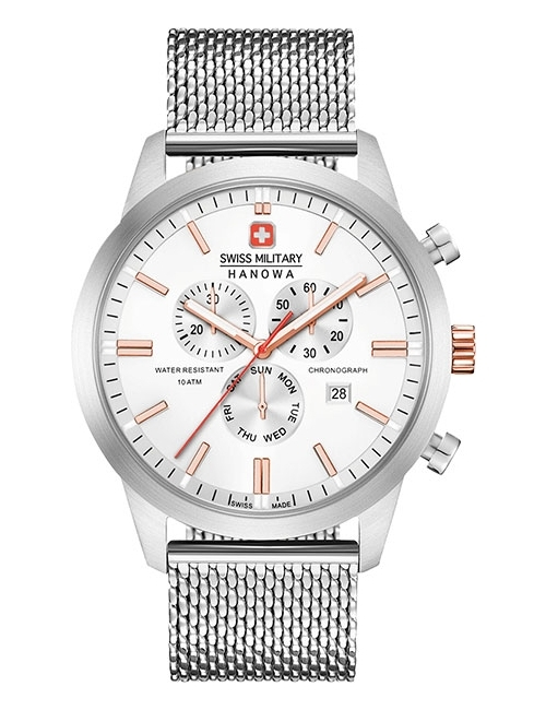 Часы мужские Swiss Military Hanowa 06-3308.12.001 Chrono Classic