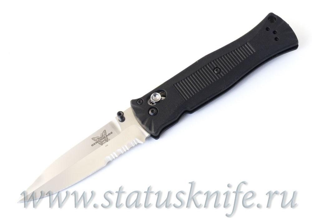 Нож Benchmade 530S Pardue Prototype