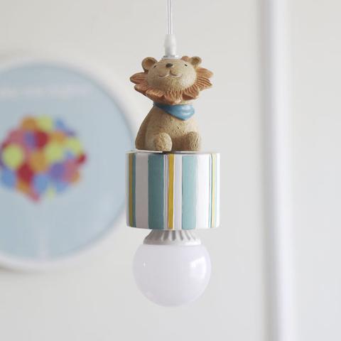 Подвесной светильник Zoo Lion by Bamboo