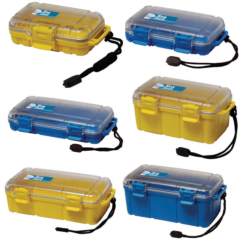 Unbreakable case, Sea Shell, waterproof