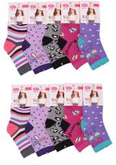 C223 носки детские (12шт), цветные