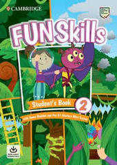 Fun Skills 2 Starters Student's Book with Home Booklet and Mini Trainer with Downloadable Audio