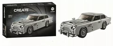 Конструктор 11010 Aston Martin DB5 Джеймса Бонда