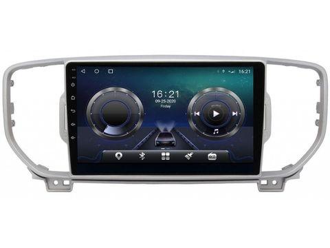 Магнитола для Kia Sportage (16-18) Android 10 6/128GB IPS DSP 4G модель СB-3043TS10